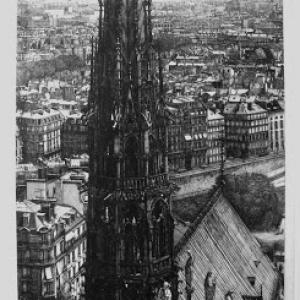 Notre-Dame,The Spire 2nd Stage (2012)